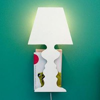 Read + Store Wall Light | PBteen