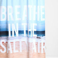 Leah Flores For DENY Breathe Shower Curtain - Urban Outfitters