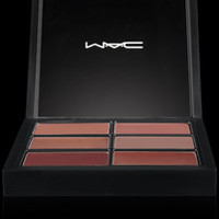 PRO Lip Palette / 6 Modern Browns  | M·A·C Cosmetics | Official Site