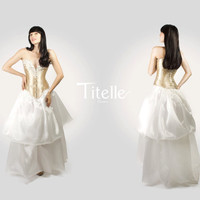 NEW COLLECTION 2013 TITELLE wedding dress  gown by TitelleCouture