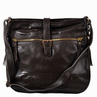 Genuine Leather Cindy Messenger Bag