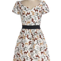 Cheeriest and Dearest Dress | Mod Retro Vintage Dresses | ModCloth.com