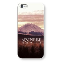 adventure awaits iPhone & iPod case by Sylvia | Casetagram