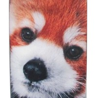 Okutani Red Panda Ankle Socks Dames Socks at Broken Cherry