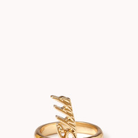 Conversation-Starting Midi Ring