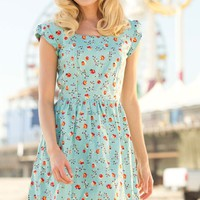 Vintage Summer Dress | Neap Tide