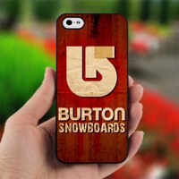 burtons now boards - Photo on Hard Cover For iPhone 4,4S