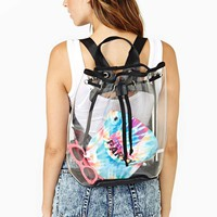 Clear Cut Backpack