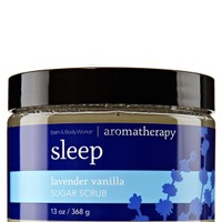 Sleep - Lavender Vanilla Sugar Scrub   - Aromatherapy - Bath & Body Works