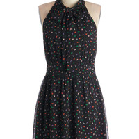 Tulle Clothing Ornamental Style Dress | Mod Retro Vintage Dresses | ModCloth.com