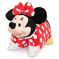 Minnie Mouse Plush Pillow | Disney Store