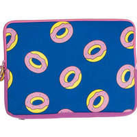 "ALL-OVER DONUT 13"" LAPTOP SLEEVE – Odd Future"