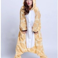 Hot New Unisex Adult Onesuit Kigurumi Pajamas Anime Cosplay Costume Sleepwear