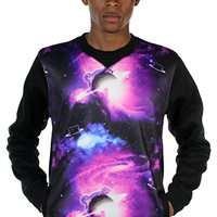 TEDDY GALAXY Crewneck