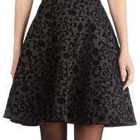 Stage Show Supporter Skirt | Mod Retro Vintage Skirts | ModCloth.com