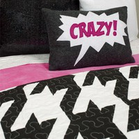Houndstooth Fairy Quilt Set Twin/Twin XL - Bedding