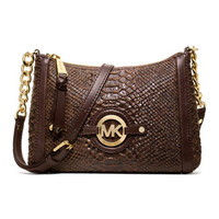 MICHAEL Michael Kors  Medium Stockard Messenger