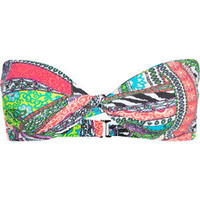 FULL TILT Mixed Media Bikini Top 189286957 | swim | Tillys.com