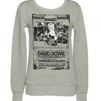 Ladies Dance Magic Dance Labyrinth Poster Sweater : TruffleShuffle.com