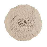 Blissliving Home Bloomsbury Putty Pillow - Bedding