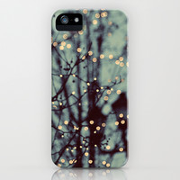 Winter Lights iPhone & iPod Case by Elle Moss
