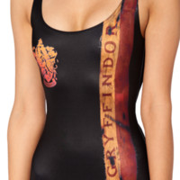 Gryffindor House Swimsuit | Black Milk Clothing