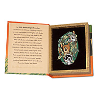 Bambi Big Little Books Pin - D23 | Disney Store