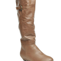 Tall Wedge Boot - WetSeal