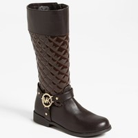 MICHAEL Michael Kors 'Emma' Quilted Boot (Toddler, Little Kid & Big Kid) | Nordstrom