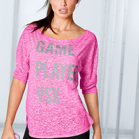 Three-quarter Sleeve Dolman Tee - VS Sport - Victoria's Secret