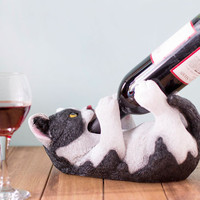 Fine Feline Wine Bottle Holder | Mod Retro Vintage Kitchen | ModCloth.com