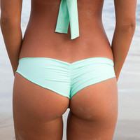 The Girl and The Water - Posh Pua 2014 - Niu Bikini Bottom Various Colors - $62