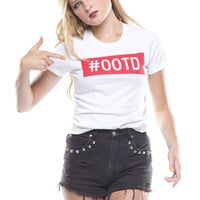 OOTD T-Shirt | Jawbreaking