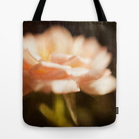 A Rose Is A Rose... Tote Bag by Sandra Arduini