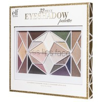 e.l.f. Studio Geometric Eyeshadow Palette 32 pc - Everyday