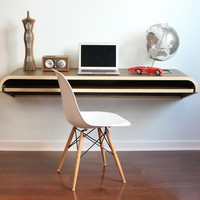 Botanist - Float Wall Desk