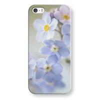 fotget me nots iPhone & iPod case by Sylvia | Casetagram