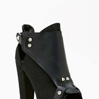 Shoe Cult Hard Crush Bootie