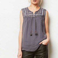 Arrossire Sequined Top