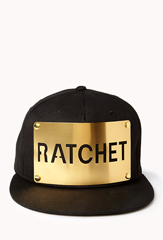 cool ratchet flat billed cap from forever 21 epic