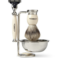 D R Harris Four Piece Shaving Set | MR PORTER
