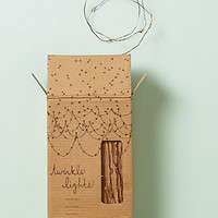 Twinkle Lights by Anthropologie Copper One Size House & Home