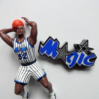 Vintage Shaquille O'Neal Orlando Magic Toy 1993