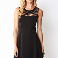 Dancing Queen Cutout Dress