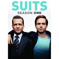 Suits Season 1 DVD (Widescreen)