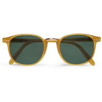 Cutler and Gross D-Frame Acetate Sunglasses | MR PORTER