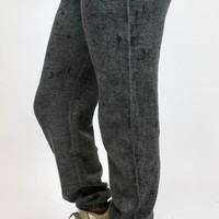 Cashmere Sweats in Grey | Vintage Havana