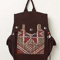 Simone Camille + Free People Womens Harlow Backpack -