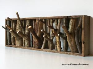 Supermarket - wolf den coat rack from cantilever and press