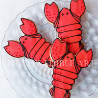 Crawfish Cookies